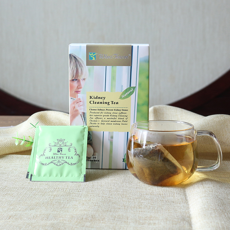 Chinese Herbs Kidney Cleaning Tea Prevent Kidney Stones Health Teabags - 4uTea | 4uTea.com