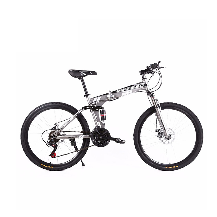 <strong>Bicycle</strong> 26 inch 21 speed high-carbon steel sports <strong>bicycle</strong> folding mountain bike foldable <strong>bicycle</strong>