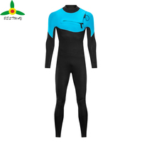 OEM Super Stretch Yamamoto Neoprene Diving Wet Suit Surfing Mens Chest Zip Wetsuit