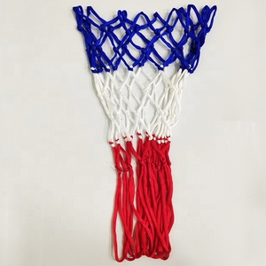 Factory custom polyester weighted and bold basketball net
