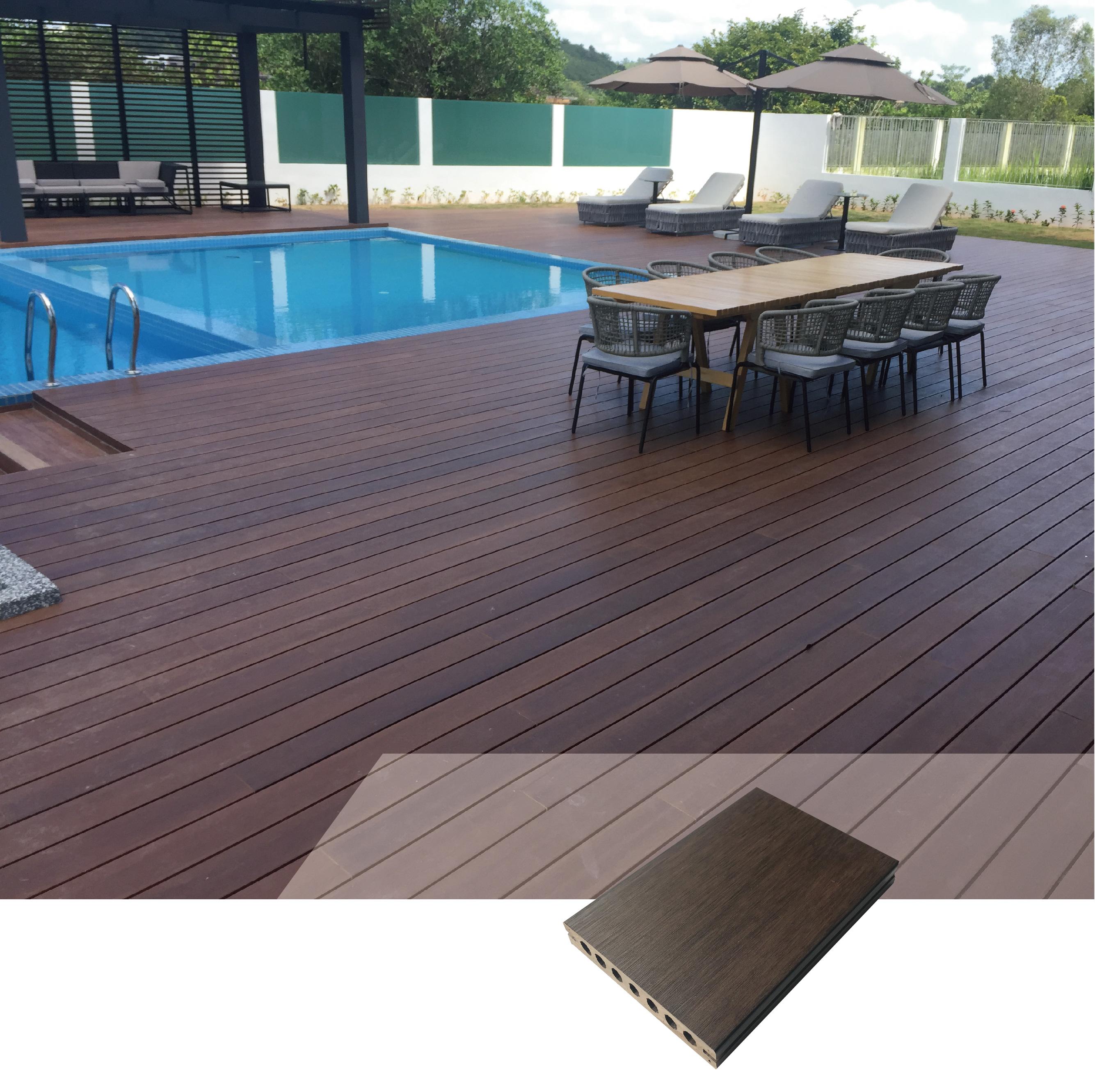 Wpc Waterproof Wood Plastic Composite