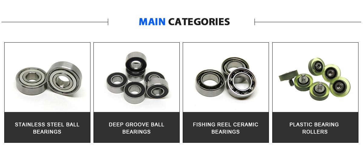 Dongguan Zoty Bearing Co Ltd Deep Groove Ball Bearings Stainless Steel Ball Bearings