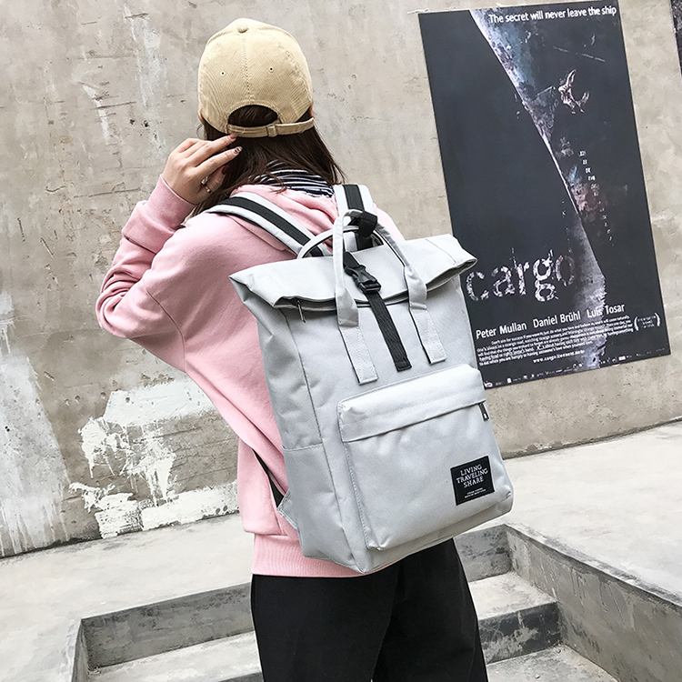 2019 travel storage bags diaper backpack simple mummy bag backpack