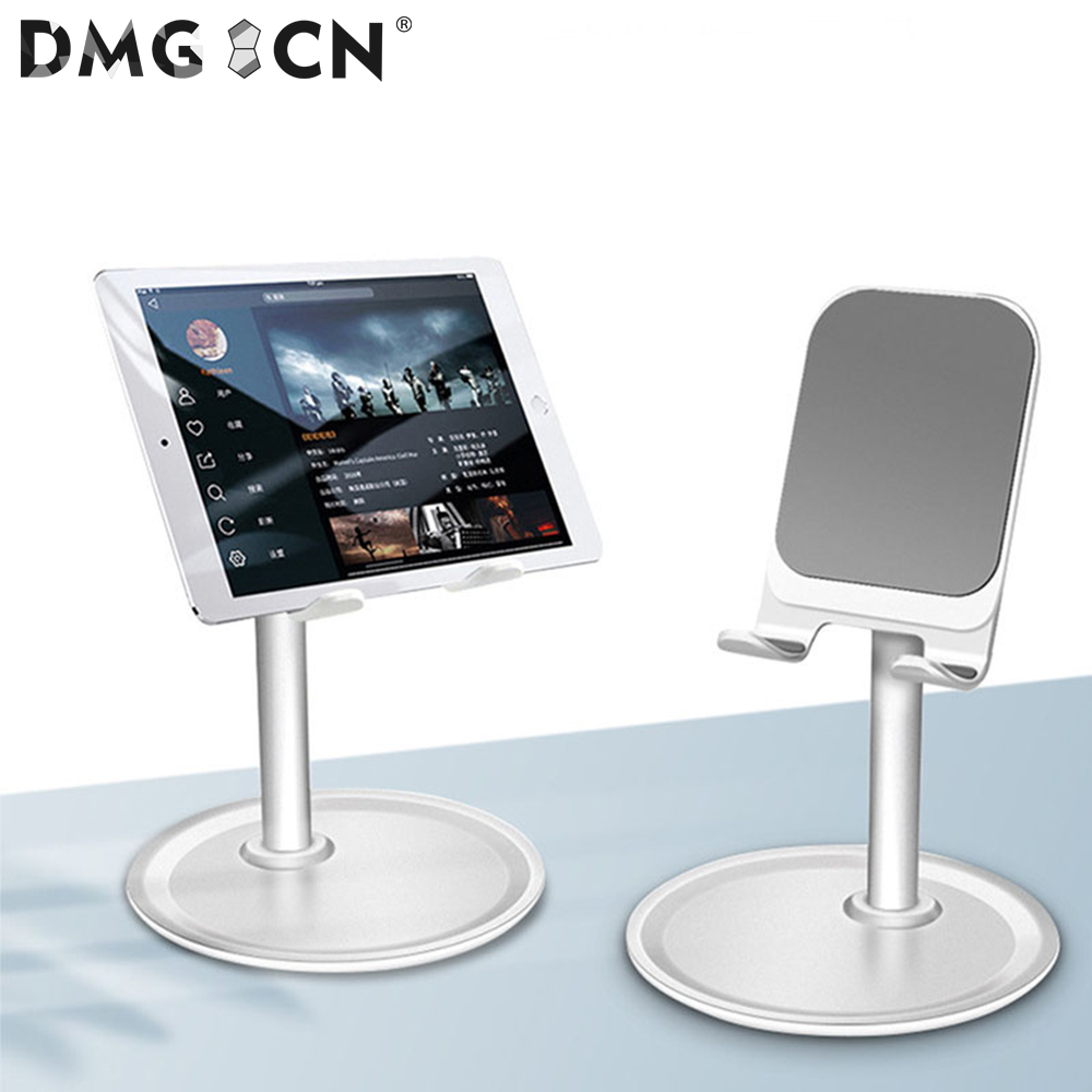 Universal Adjustable Desktop Cell Phone <strong>Holder</strong> for iPhone <strong>iPad</strong> Samsung Tablet Mobile Desk Mount Phone <strong>Holder</strong> <strong>Stand</strong> Support