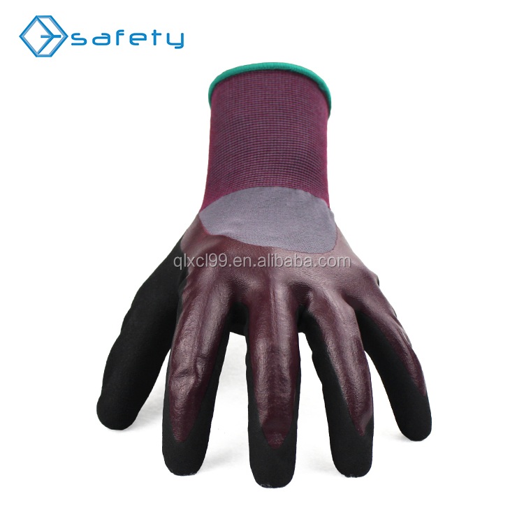 Best Quality China Manufacturer Ppe Seam Waterproof Safety Gloves Uk