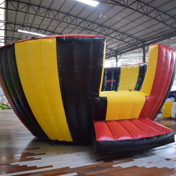 Outdoor customized Interactive Sport Game inflatable carnival games For Sale
