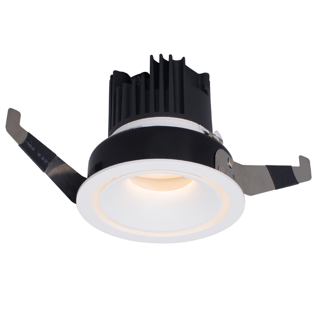 Hot selling high quality Round COB paragraph 10W adjustable led light recessed downlight 5w led hotel down light