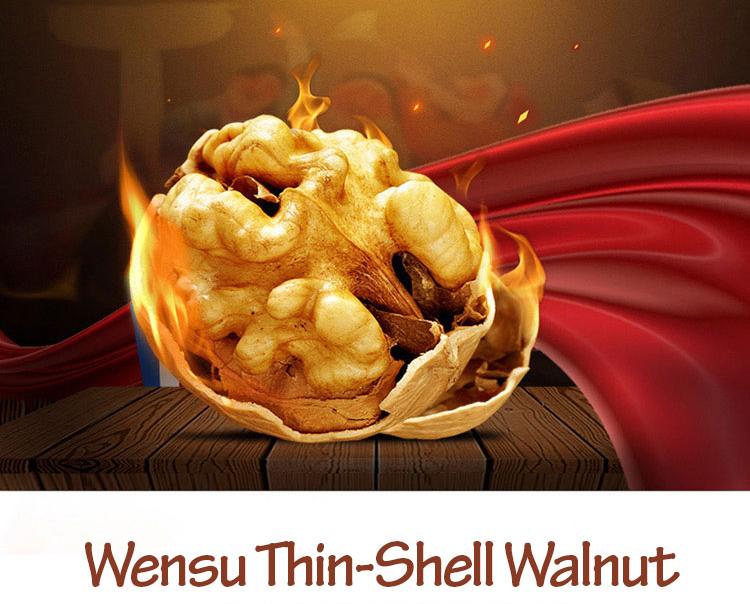 2019 new crop Wensu Walnut In Thin Shell from Xinjiang planting base