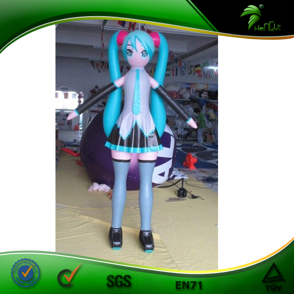 The Most Fantastic Product Inflatable Bunny Girl / inflatable sexy anime girl