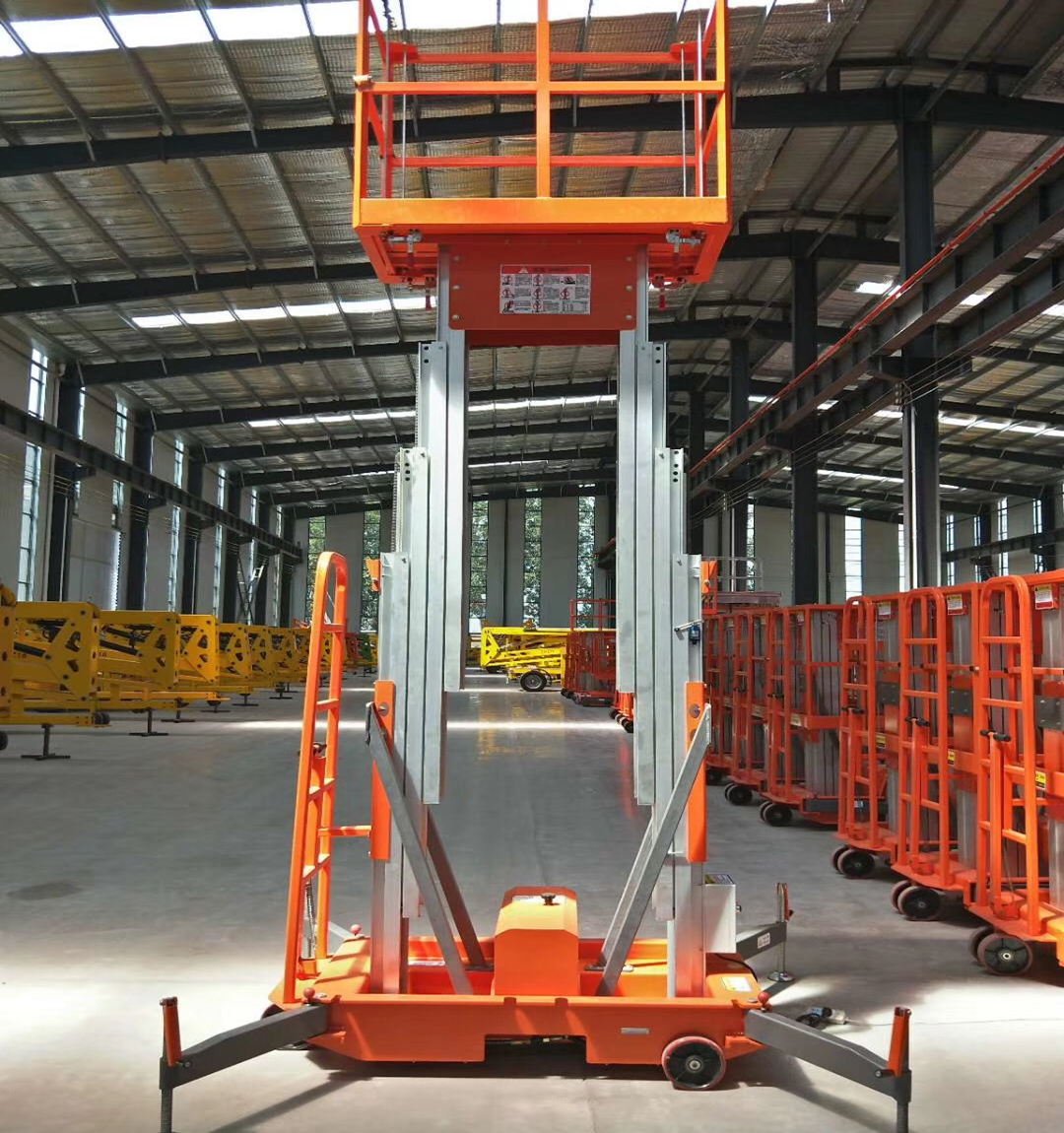 2021 new lift table hydraulic lifting platform