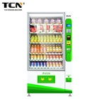 TCN ams coin bill operated snack vending machines
