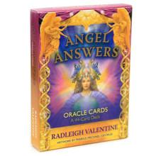 44 шт. Сакральная Геометрия активация Oracle Откройте для себя язык вашей души карты Таро для начинающих журнал ткань игра Божественная(Китай)