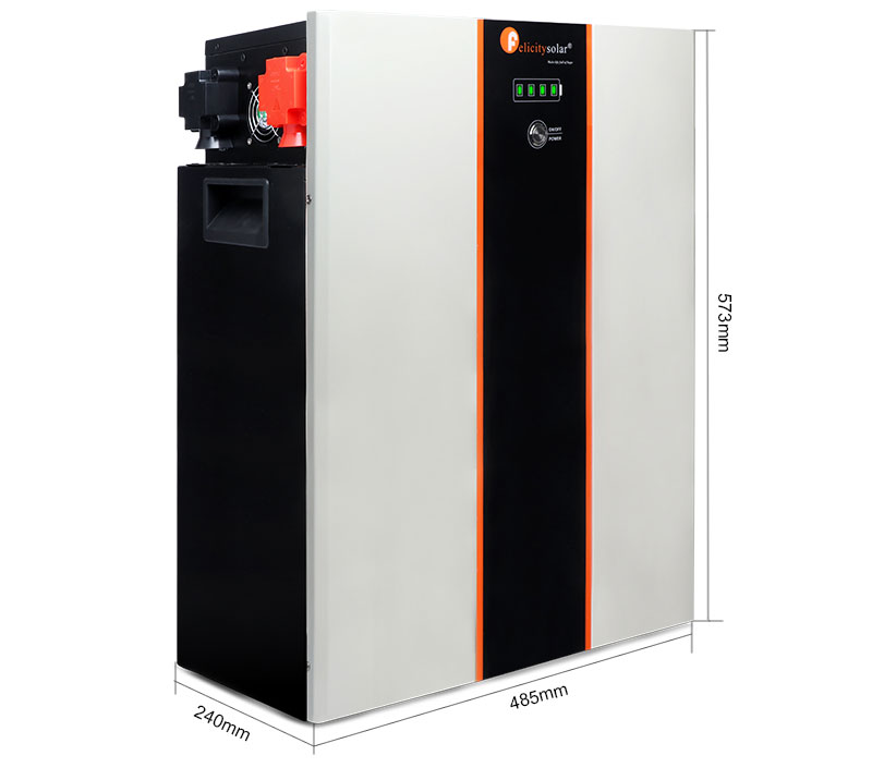 24v 200AH Lithium Battery LPBF24200 2