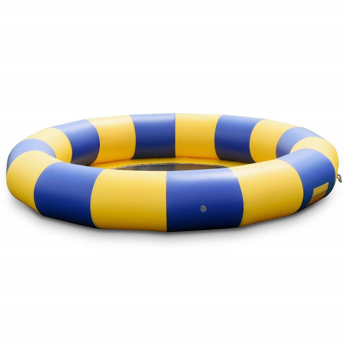 Floating  platforms inflatable water trampoline for waterpark equipment