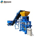 QT40-1 cement brick making machine price list in india