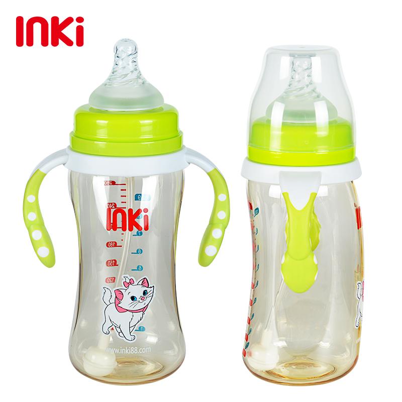 Botol Pemberi Makan Bayi Lucu LFGB, Botol Memberi Makan Bayi Lucu Bahan Plastik PPSU Bebas BPA Hewan Sgs PVC Gratis Lateks