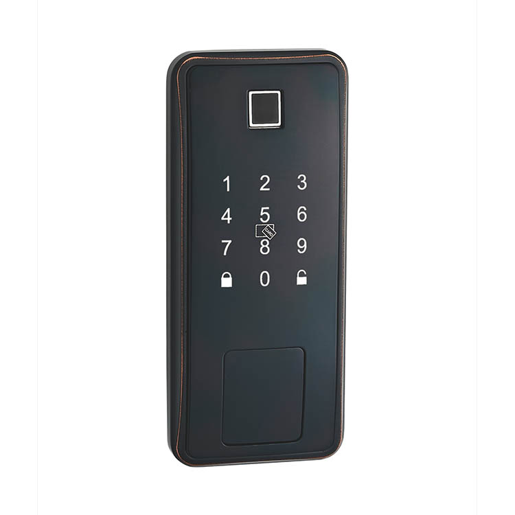Wireless fingerprint door lock/ electronic smart biometric fingerprint door lock App digital fingerprint door lock
