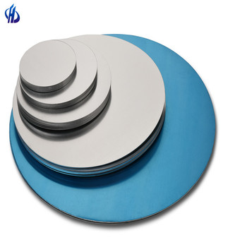 Aluminum 1050 1060 1070 1100 3003 3004 8011 aluminum disk/circle/disc/wafer sheet plate for cookware,lamp cover etc.