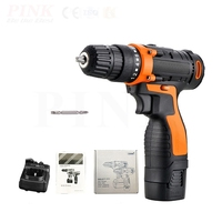 Electric Cordless Drill