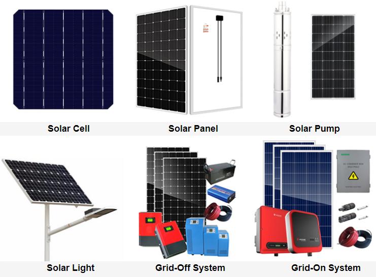 Sunket poly panels preis 20kw solar panel system mit batterie backup großhandel china