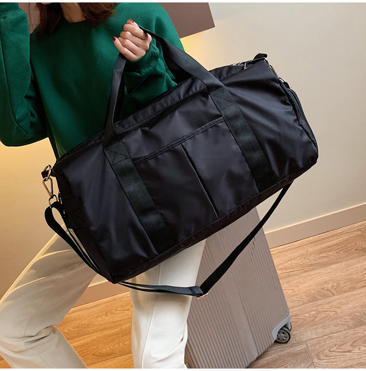 Hot sale travel storage bag custom travel bag duffle bag travel