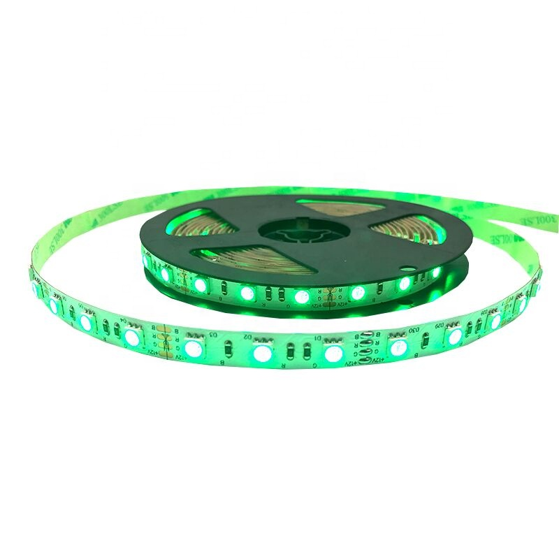 4 Years Warranty 5050 SMD Hot Sale 5050 Assignable RGB LED Light Strip