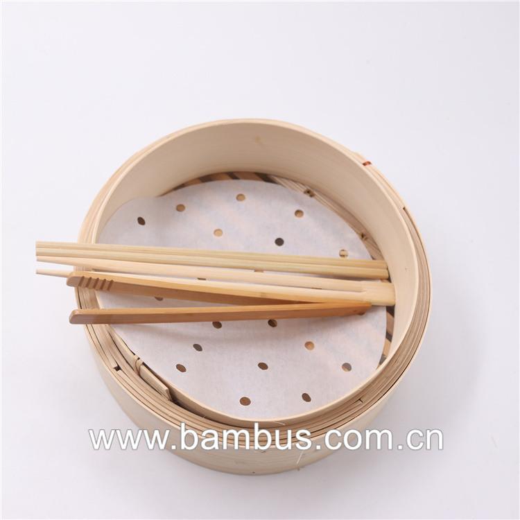 Bambus 만두 미니 10 인치 대나무 기선 중국 음식