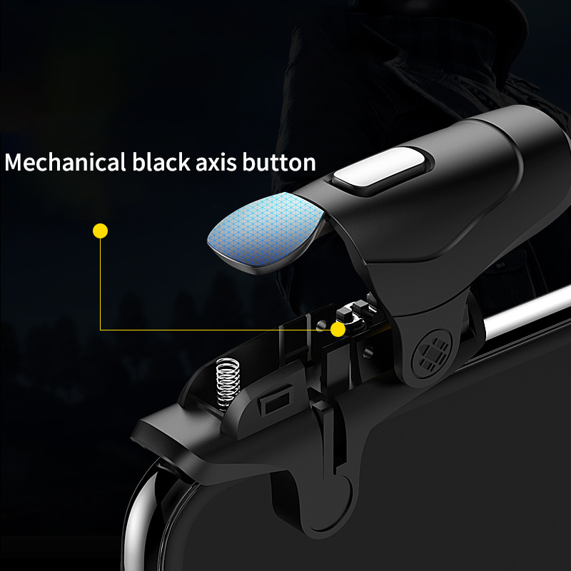 PUBG Mobile Gamepad Game joystick trigger Handle controller L1 R1 Fire Button Aim Key Shooter for Fort/nite For PUBG