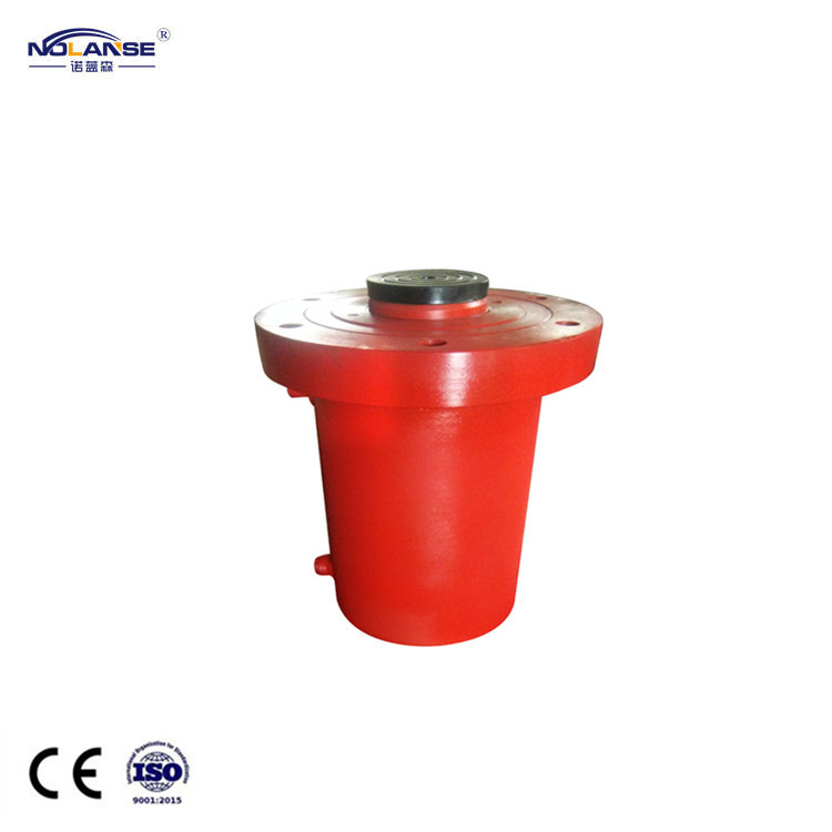 Lift Hydraulic Cylinder For Tractor Machinery