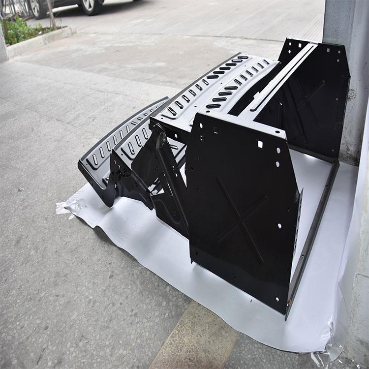 จีนผู้ผลิตอลูมิเนียม RV caravan Side พับขั้นตอนสำหรับขาย