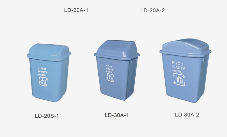 Good quality reliable manufacturer collapsible trash can