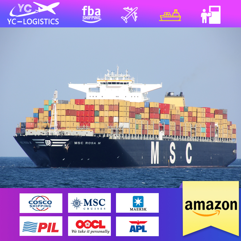 sea freight China to USA/UK/DE DDP best selling <strong>products</strong> 2020 in usa amazon