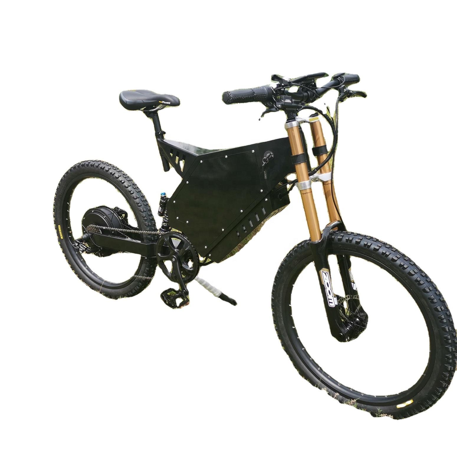 120km/h !!! 2020 Wholesales electric bike electric bicycle 72v8000w sur-ron electric dirt bike enduro bike