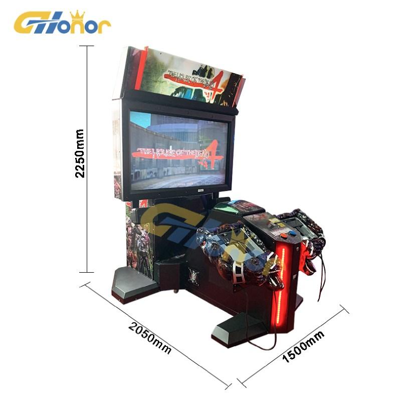 сломанный игровой автомат