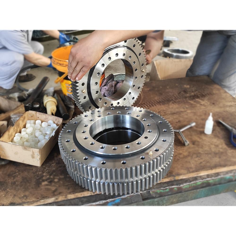 hot sale 300mm external gear slew rings
