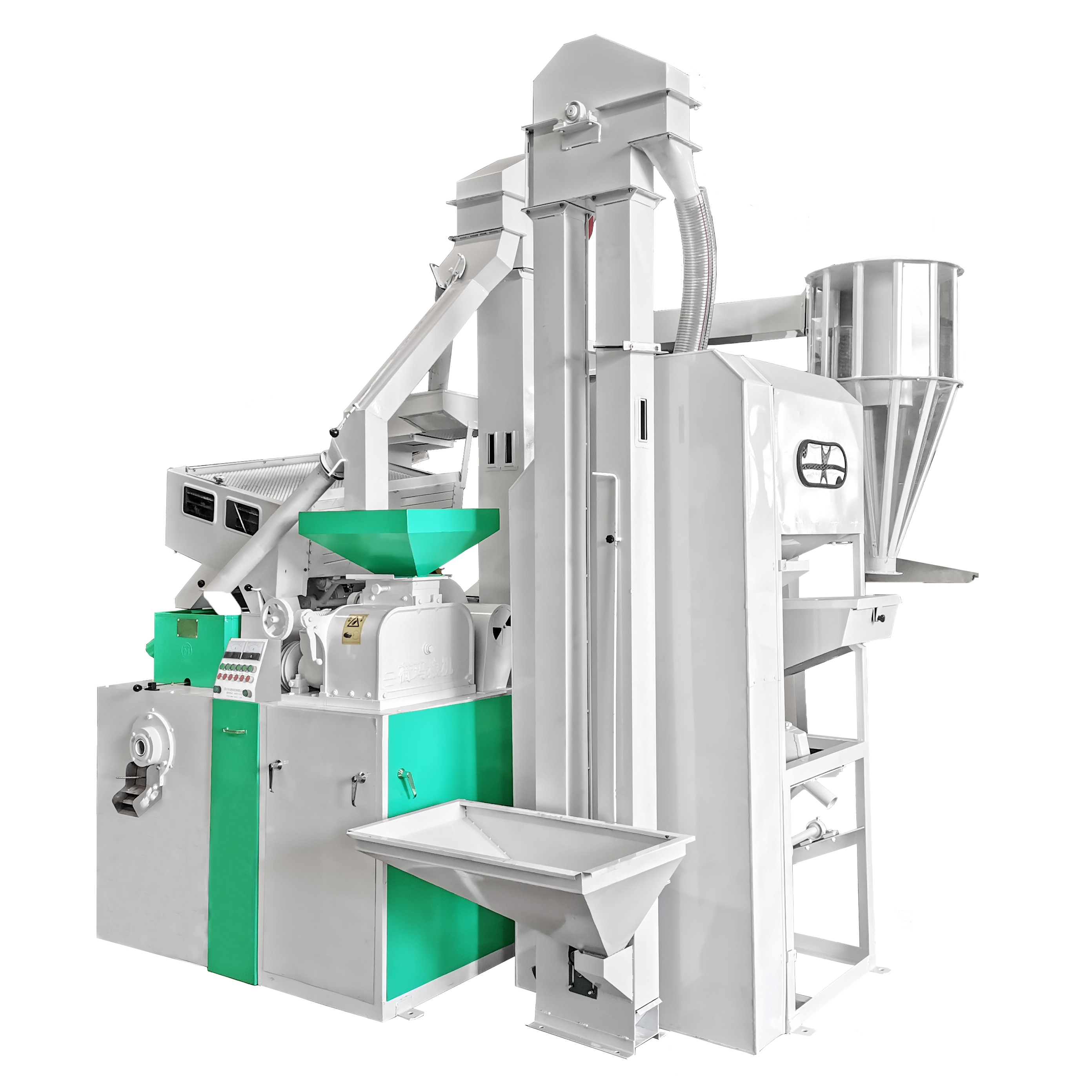 HELI Price 20 Ton Capacity Combined Full Automatic Auto Rice Mill Plant Factory Line Machine Bangladesh Rice Mill