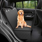 Durable Waterproof Pet Dog Cat Protective Car Seat Cover Scratch Resistant Backseat Dog Car Seat Covers Hammock for Pets