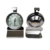 Pocket Thermometer With Sitting And Hanging Dial Refrigerator Thermometer Stainless Steel Bimetallic Thermometer