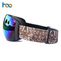 Most Popular Helmet Compatible Ski Goggle Ansi