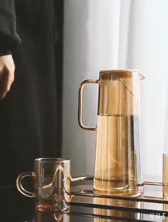 2020 Лидер продаж 1500 мл современные домашний декоративный арабский чайник и чашки набор