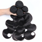One-Stop Service [ Quality Hair ] 9a Grade High Quality Hair Weave Distributors Wholesale Grade 9A High Quality Brazilian Unprocessed 100% Virgin Human Hair Weaving Extension Body Wave Long Hair Double Weft