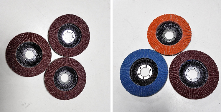 High quality Abrasive Flap Disc of Aluminium oxide for polishing stainless steel, metal,wood, stone