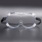 CE EN166 FDA ANSI Certificated Safety Goggles Safety Glasses Eye Protection Medical Goggles
