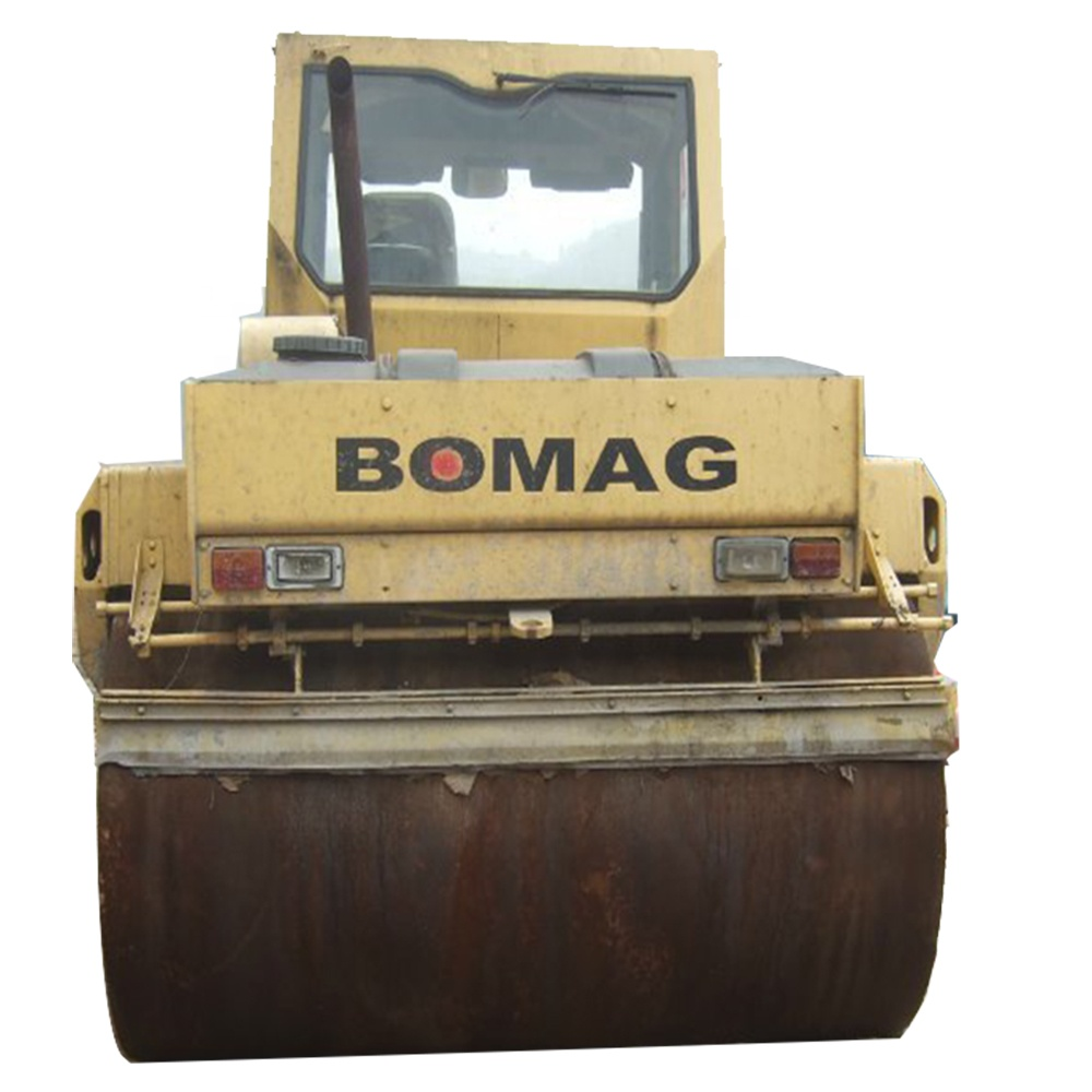 Used Bomag BW202AD-2 road roller, Road roller bomag BW202AD for sale, Germany Origin Road Roller BW202
