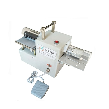 Mini Small Leather Strap Cutter Leather Slitter Shoe Bags Paper Products Slitting Machine