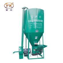Cattle feed mixer อาหารไก่ค้อน mill และ mixer