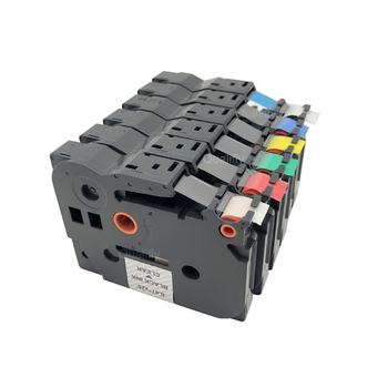 labelTabe RL-BR MK621 BK/YE 9mmX8m  for brother Black characters on yellow background factory outlet