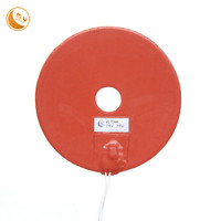 CE approved factory direct selling super-quality special-shaped silicone heater for industrial