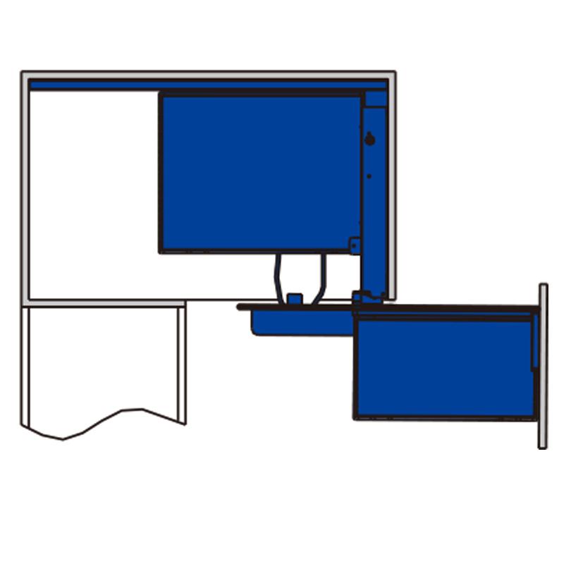 unihopper manufacturer soft closing magic corner for kitchen cabinet