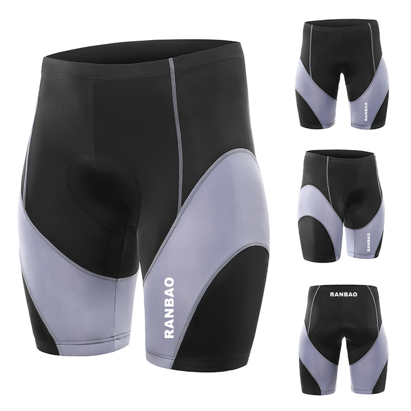 Men Best Quality Bike Shorts Padded Cycling Shorts